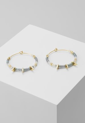 EARRINGS CADENCE - Pendientes - gold-coloured
