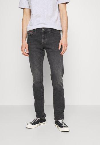 SCANTON SLIM - Jeans slim fit - erno black