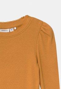 Name it - Top sdlouhým rukávem - spruce yellow - 2