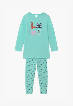 KIDS LANG - Pyjama set - mint