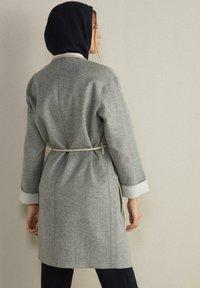 Falconeri - Winter coat - grigio/gesso - 1