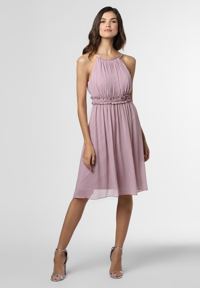 Cocktail dress / Party dress - altrosa