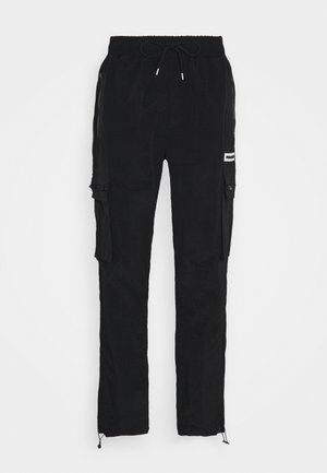 AYVO PANTS UNISEX - Cargo trousers - black