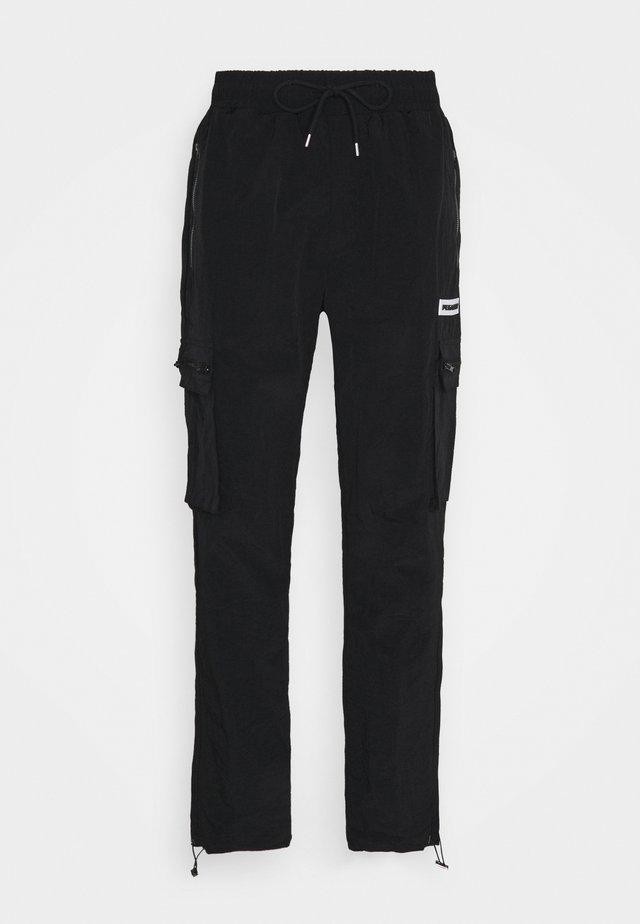 AYVO PANTS UNISEX - Cargo trousers - black