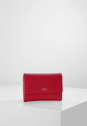 EVELYN - Wallet - red