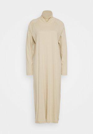 FAKOBAY - Maxi dress - mastic