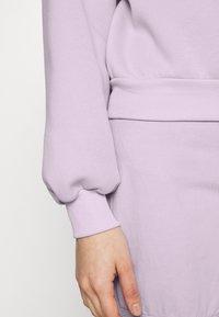 Gina Tricot - BASIC - Sweatshirt - orchid petal - 4