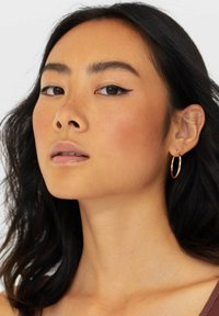 Stradivarius - Earrings - black - 0