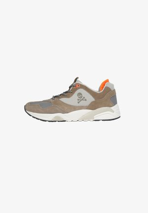 BATES  - Sneakers laag - taupe