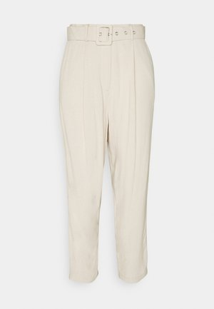 OBJHADY ANKLE PANTS  - Trousers - sandshell