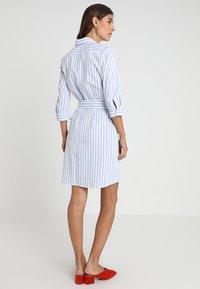 Seidensticker - Shirt dress - weiß/hellblau - 3