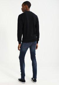 Diesel - UMLT-WILLY SWEAT-SHIRT - Sweater - schwarz - 2