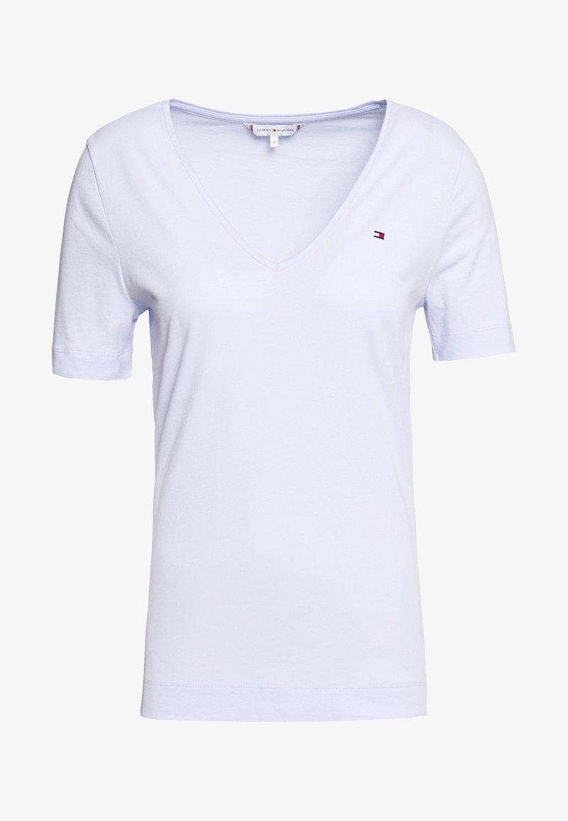 Tommy Hilfiger - CLASSIC  - T-shirt basic - bliss blue