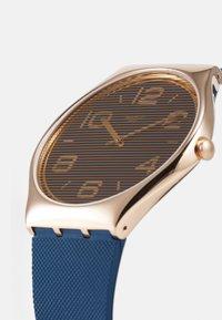 Swatch - NIGHT TRICK - Rannekello - blue - 3