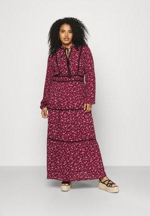 VMALICE ANCLE DRESS - Day dress - tibetan red