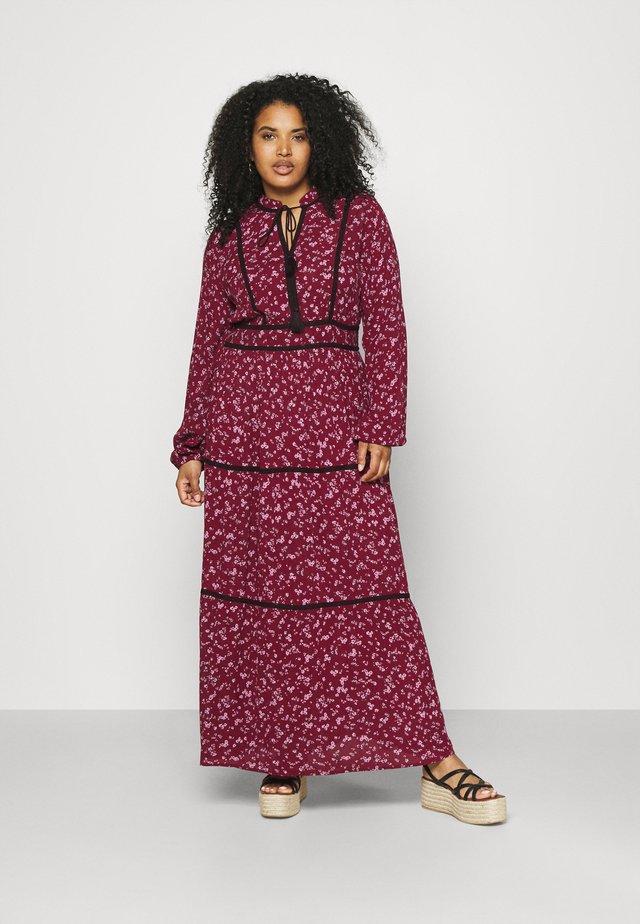 VMALICE ANCLE DRESS - Vestito estivo - tibetan red