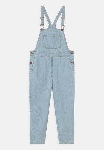 STRIPED DUNGAREE UNISEX