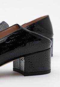 Bally - JANELLE - Classic heels - black - 4