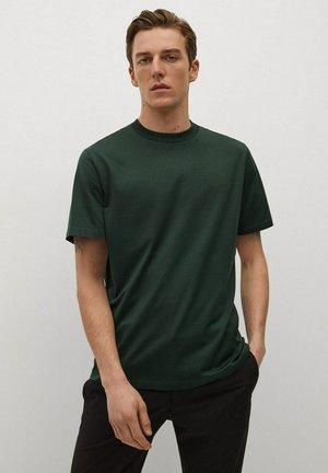 BELLOW - T-shirt basique - vert