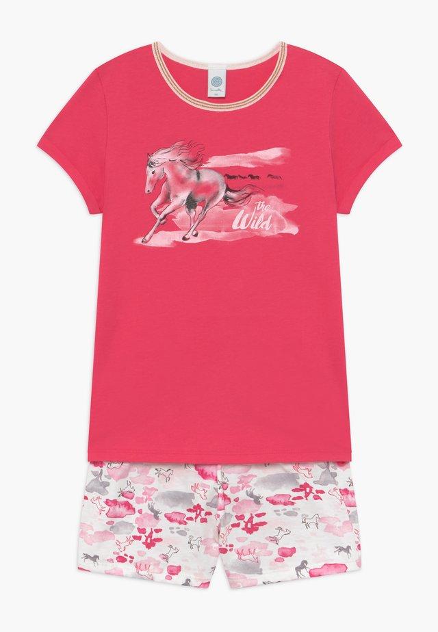 Pyjama set - pretty pink