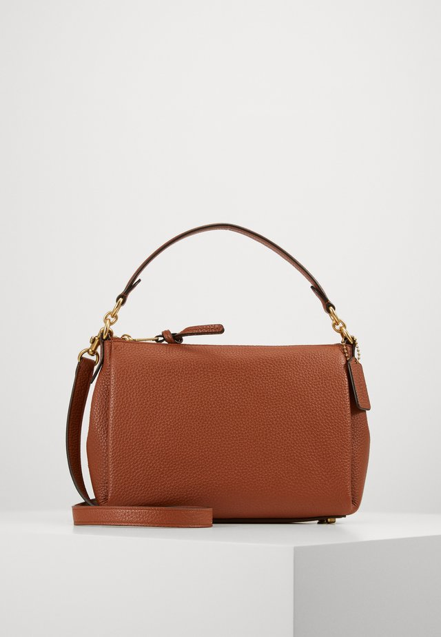 SOFT SHAY CROSSBODY - Kabelka - saddle
