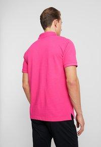 GANT - THE SUMMER - Polo shirt - pink - 2