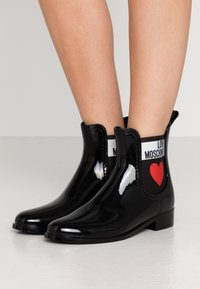 Love Moschino - Wellies - nero - 0