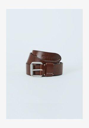 Belt - marrón oscuro