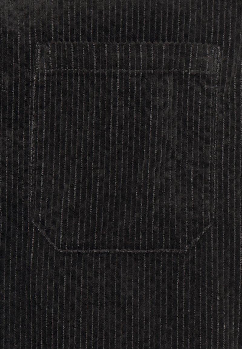 Weekday KIRA - Hemdbluse - black/schwarz QIb3Mq