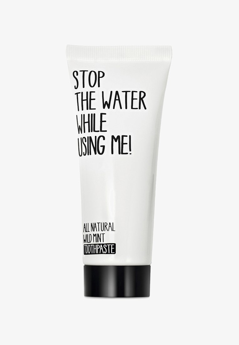 STOP THE WATER WHILE USING ME! - WILD MINT TOOTHPASTE 75ML - Tandverzorging - neutral