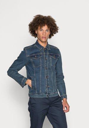 KASH JACKET - Džínová bunda - vintage blue