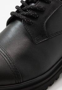 Versace Jeans Couture - Lace-ups - black - 5