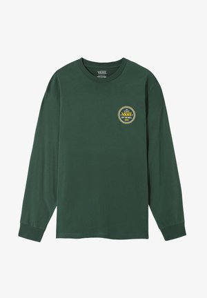 MN CHECKER 66 LS - Long sleeved top - pine needle