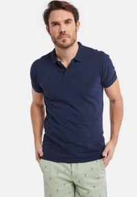 Shiwi - BART - Polo shirt - dark navy - 0