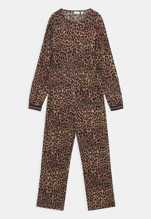 NKFNAGIRA  - Jumpsuit - black/brown