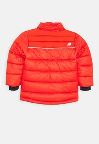 Didriksons - DIGORY KIDS - Winter jacket - poppy red - 3