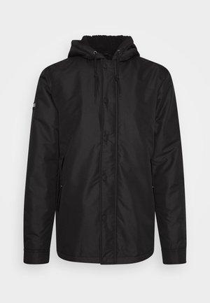 RRGALAXY HOOD - Light jacket - black