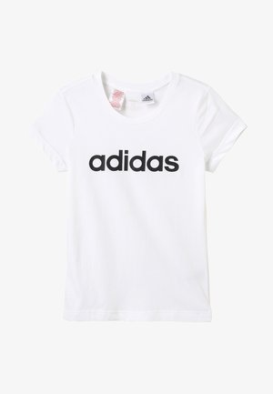 T-shirt imprimé - white/black