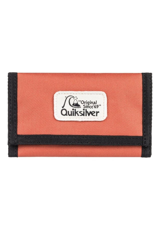 QUIKSILVER™ THE EVERYDAILY - TRI-FOLD WALLET FOR MEN EQYAA03908 - Wallet - redwood