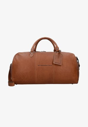 WILLIAM - Weekend bag - cognac