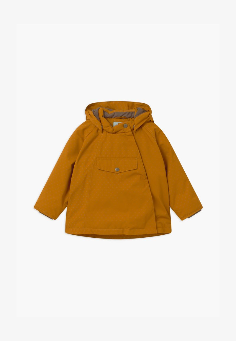 MINI A TURE - WANG UNISEX - Giacca invernale - buckthorn brown