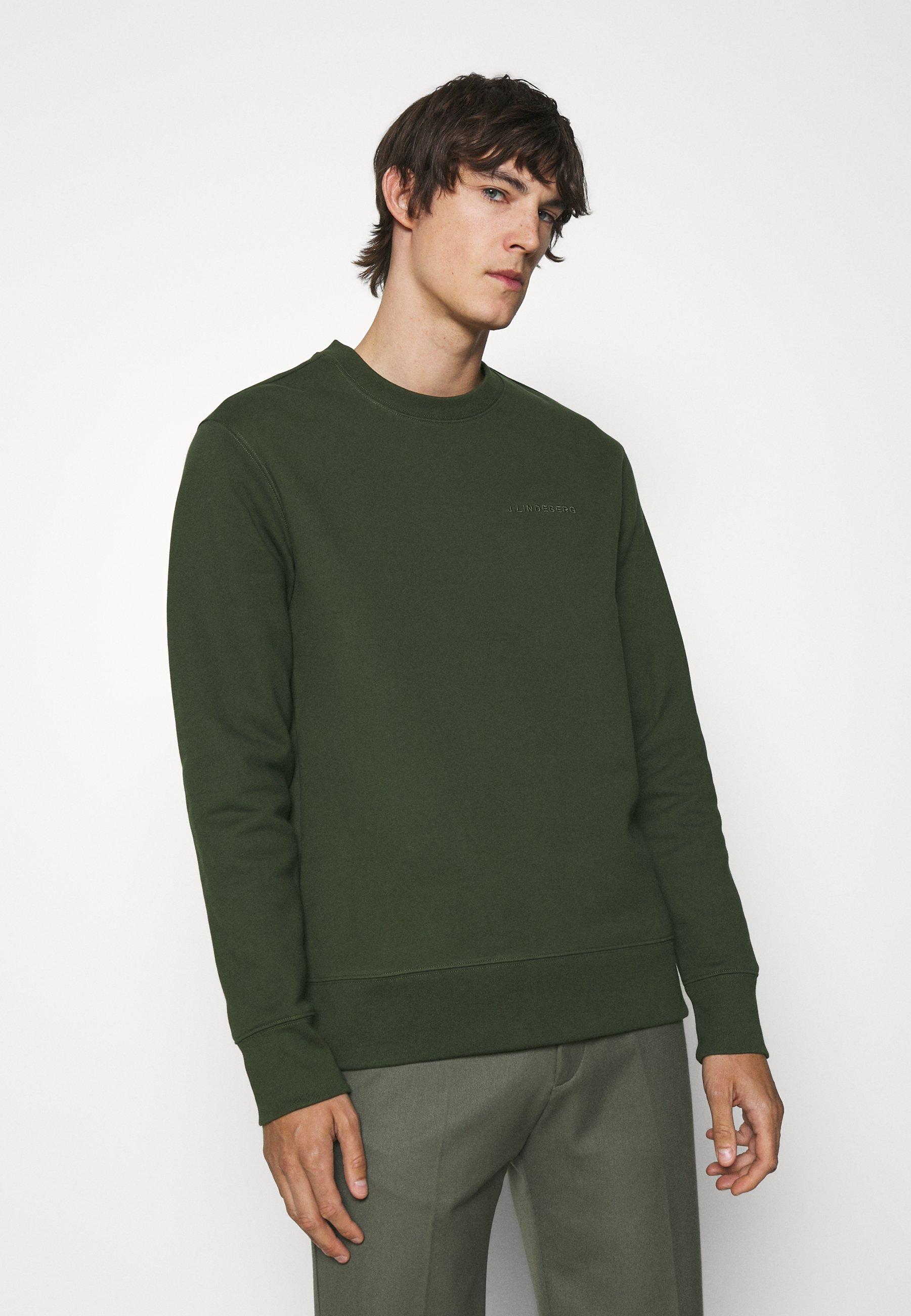 Homme CHIP CREW NECK - Sweatshirt
