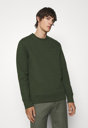 CHIP CREW NECK - Sweatshirt - seaweed green