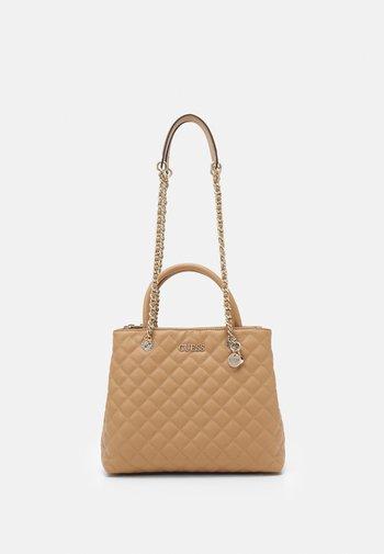 ILLY  - Handbag - beige