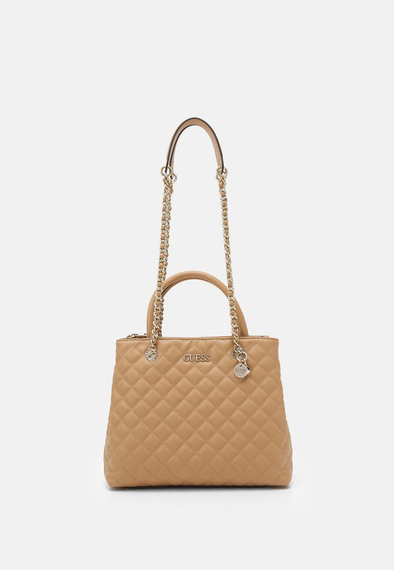 Guess - ILLY  - Borsa a mano - beige