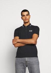 EA7 Emporio Armani - Polo shirt - night blue - 0