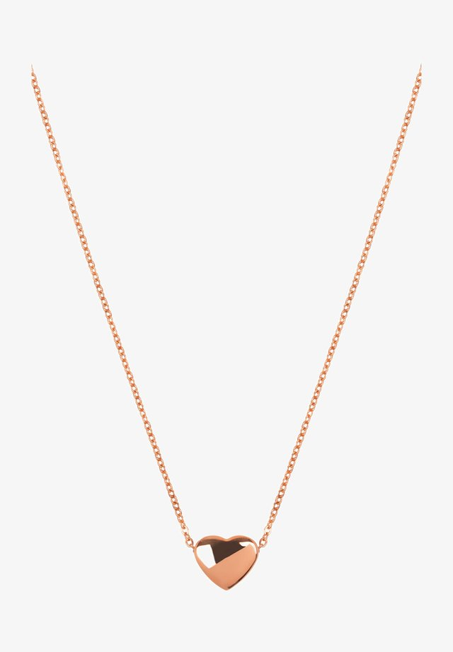 Collier - rosegold