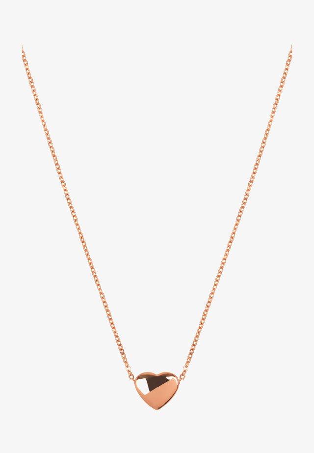 Collana - rosegold
