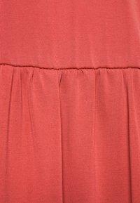 Soaked in Luxury - ANITRA DRESS - Jersey dress - cardinal - 2