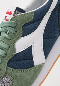 Diadora - SUMMER - Zapatillas - dark denim/hedge green - 5